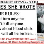 ❤ #VAMPIRES SHE WROTE ❤ #FANGs very own series! @KindleWorlds @evepaludan @JR_rain https://t.co/unntP9qCod https://t.co/FGyPjY766I