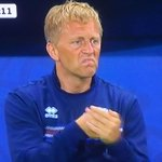 Ходжсон зарабатывает 4.6 млн долларов в год.  Тренер Исландии – стоматолог. https://t.co/XewHT9WD3M