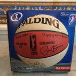 .@POTUS signed our #WNBA20 ball. https://t.co/qIDD7RUBZx