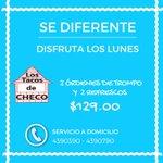 .   Se diferente Disfruta los lunes  #Saltillo https://t.co/6RL9isEyB6