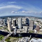 .@WFLA   Love the view!!!!  Wide-Eye over Tampa in Eagle 8 HD @CityofTampa https://t.co/C8XJ9Y5Gv9