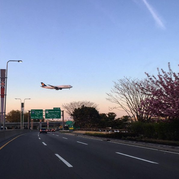 Where are you plane-spotting this week?📷 :