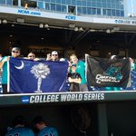 Weve heard you all week, South Carolina. This ones for you.   #CCUinOMAHA https://t.co/kkj9oydnFy