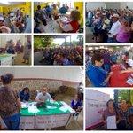 Hoy lunes en las sedes de entrega de #65YMas en Badeba, Ahuacatlán y Tuxpan, gracias por los apoyos @JoseAMeadeK https://t.co/qsPu6ENtkg