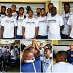 The boys are back in town! Great to have the team together for a welcome back bbq with staff and families. #PSUMBB https://t.co/pmdgKqpQ0b