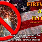 Come spend the #4thOfJuly in the cool pines, but leave the #fireworks at home! https://t.co/ks8nPJdgoc https://t.co/p1hZZZ6q7X