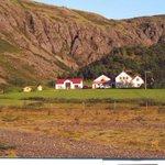 ¿La casa de Heidi? No. La sede de la Federación Islandesa. Tremendo. #ISL (vía @DagurHjartarson) https://t.co/n3ka6bUeue