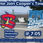 Hey #PSU2020! Just move in? Come join Coopers Town at a Spikes game! Well be behind #Section104 before the game!!! https://t.co/QloGGYhccQ