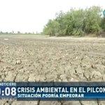 El Ministro de Obras Públicas señaló que trabajos de la Comisión del Río Pilcomayo fue inconsistente #ElNoticiero https://t.co/9YxXxAjFQm