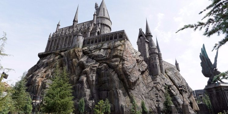 8 Hours In The Wizarding World Of HarryPotter: How We Did It