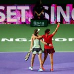 RT @WTA: .@MHingis & @MirzaSania: By The Numbers  92 doubles titles combined & 14 titles as a team-> https://t.co/XyNtmGXixP https://t.co/0…