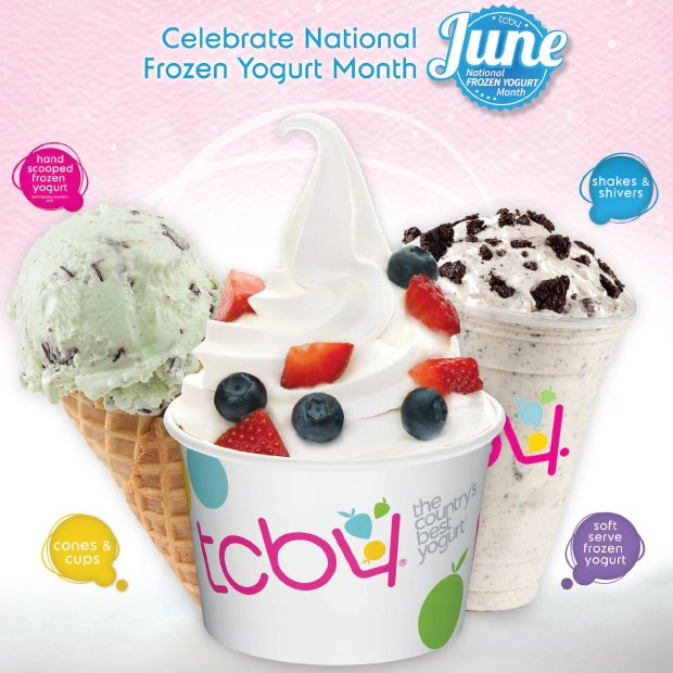 Free #TCBY anyone? Simply RT and #WIN a #FREE TCBY Shiver!  *Winner will be randomly selected in 1 week. https://t.co/X2RRF7jM6m