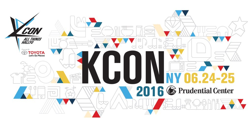 CONTEST ALERT: RT for a chance to win two tickets to @kconusa at The Rock this Friday and Saturday! #KCON16NY https://t.co/stlzeYRp8a