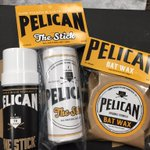 @PelicanBatWax thank you for the care package! Grip it and let it fly! https://t.co/wEIUpTVNG9