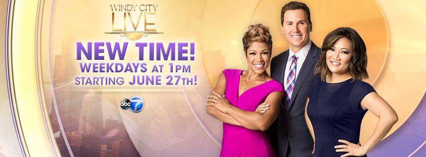 We start a new time next week on .@WindyCityLIVE - tune in! https://t.co/N0eMwZJxcH