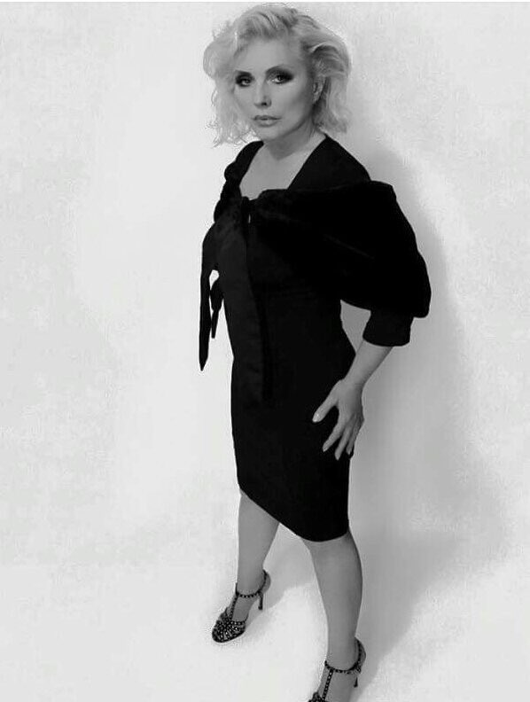 The stunning Debbie Harry photographed by me in March 2016! https://t.co/VnpHcMHqb0