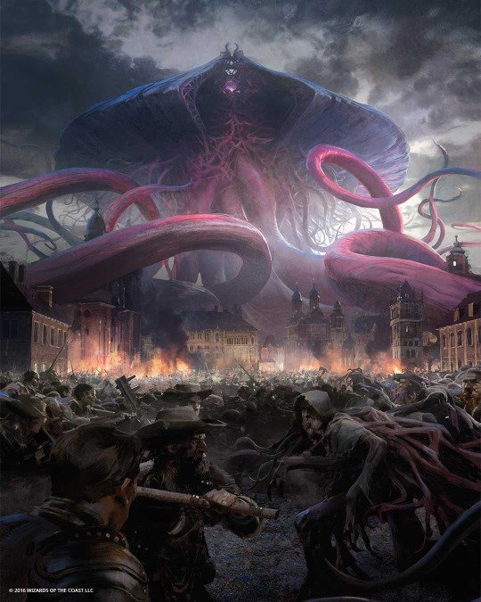 Dang the full art of the new Emrakul is something to behold. #MTGEMN https://t.co/4KAxnxfMyq