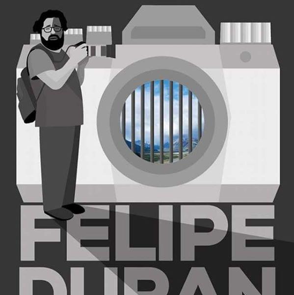 Hoy #FELIPEDURAN lleva Preso 273