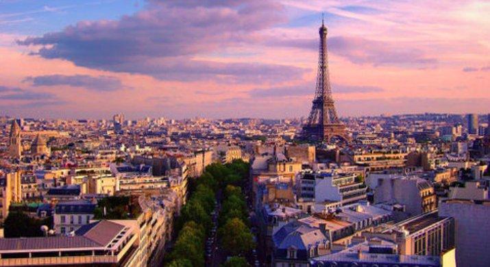 Bonjour! #GE opens new #Digital #IoT foundry in #Paris @GE_Digital https://t.co/ZvSSLyzlF0 https://t.co/bCocys5nF6
