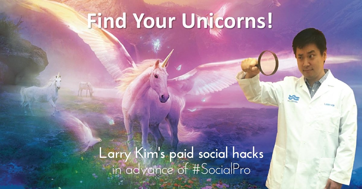 Like 3-5X more clicks? #SocialPro intvw: @wordstream @LarryKim paid social super remarketing https://t.co/vMy0pyTkDm https://t.co/rU8eDcbUbB