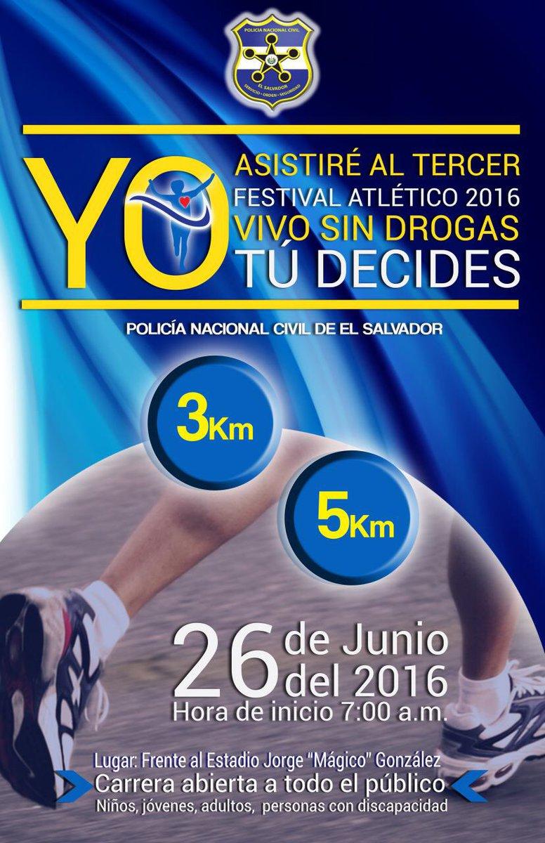 ESTE Domingo | 7:00am | Magico González | Camisa Dry Fit | 3 y 5 kms | Hidratación | No necesitas inscripción GRATIS https://t.co/XAm2UQLla2