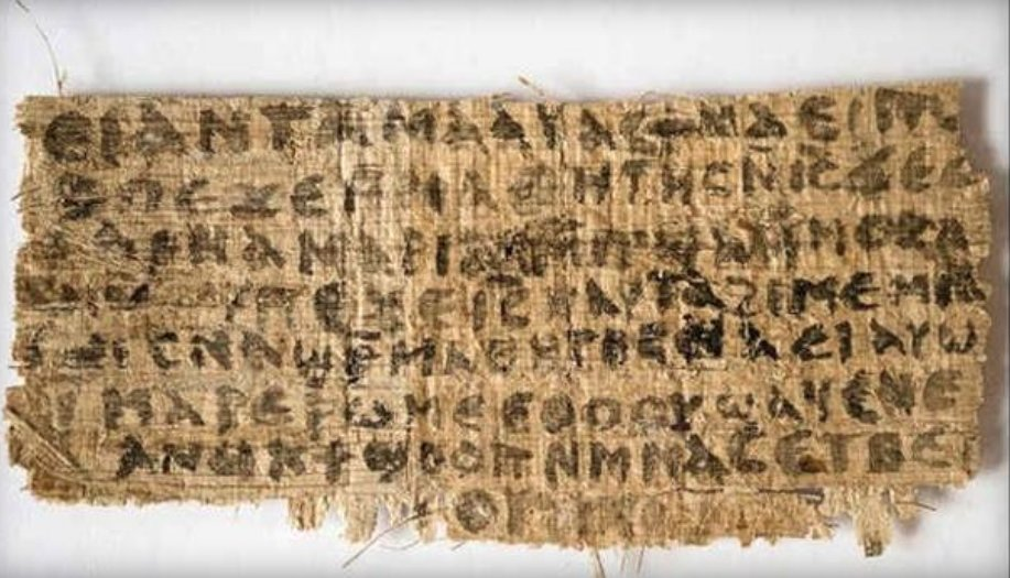 Papyrus suggests Jesus Christ was married — is it true?