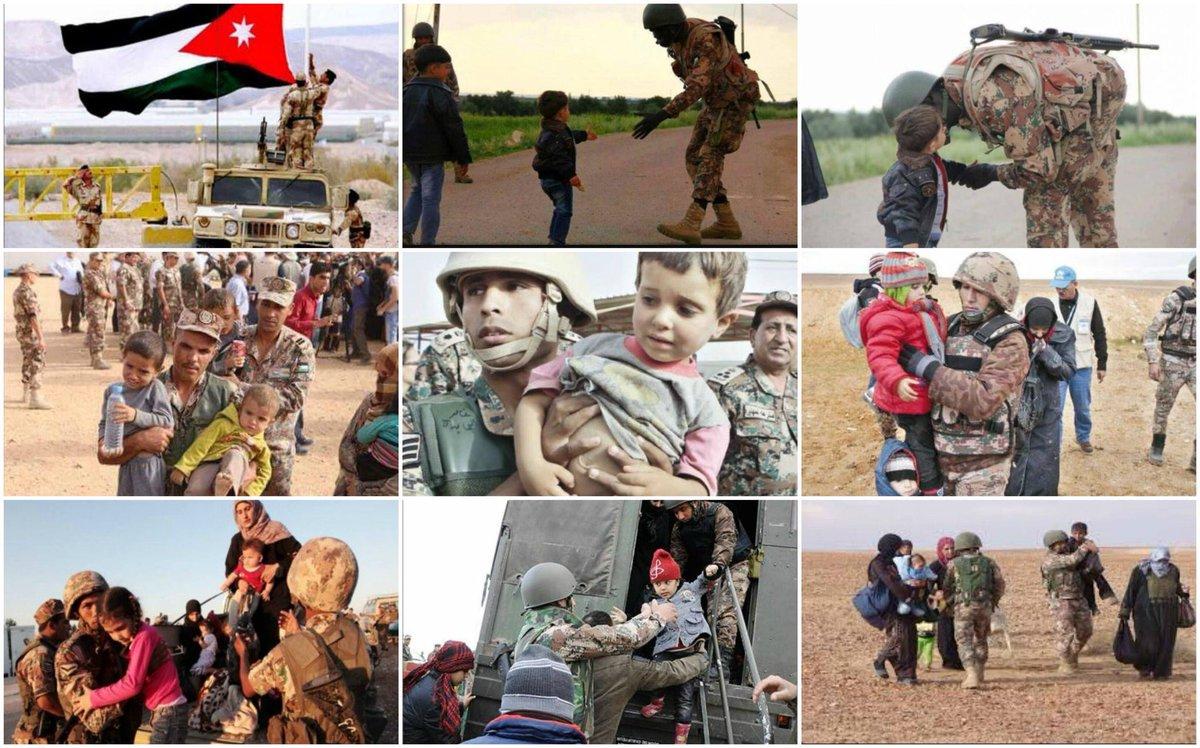 رحم الله شهداء الوطن ..   #القوات_المسلحة_الأردنية #حرس_الحدود #اردننا https://t.co/I3UK8kgTCP