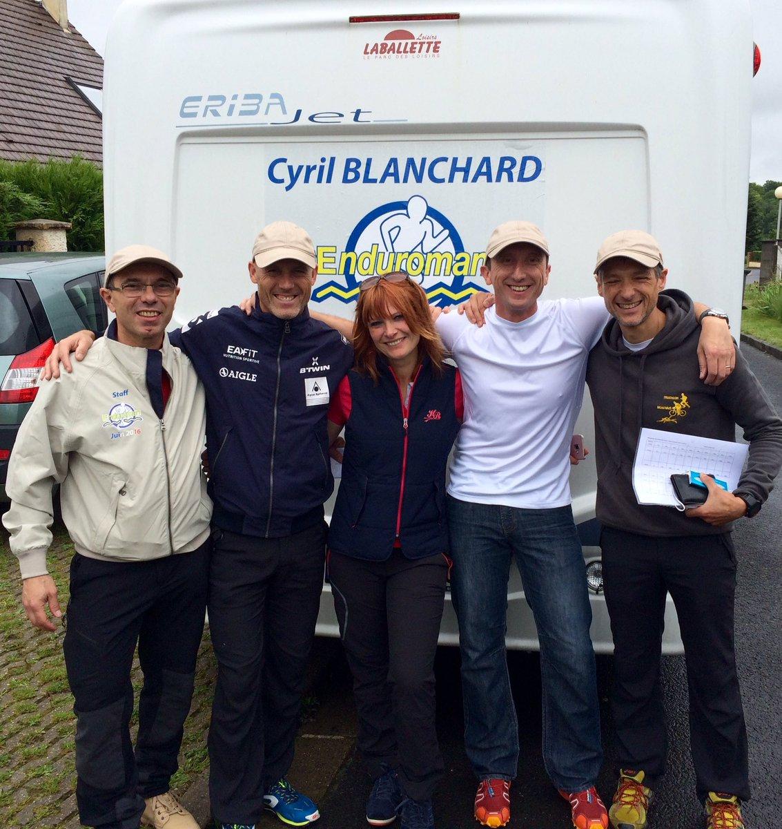 2016/06/21 : Enduroman Cyril c'est parti