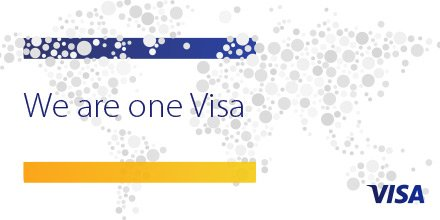 A historic milestone for Visa, creating a single, global payments business: https://t.co/wqakDUxT6X https://t.co/LxMYUR5obn