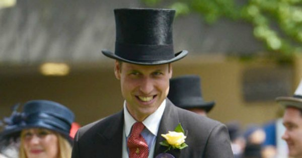 Happy 34th birthday, Prince William!