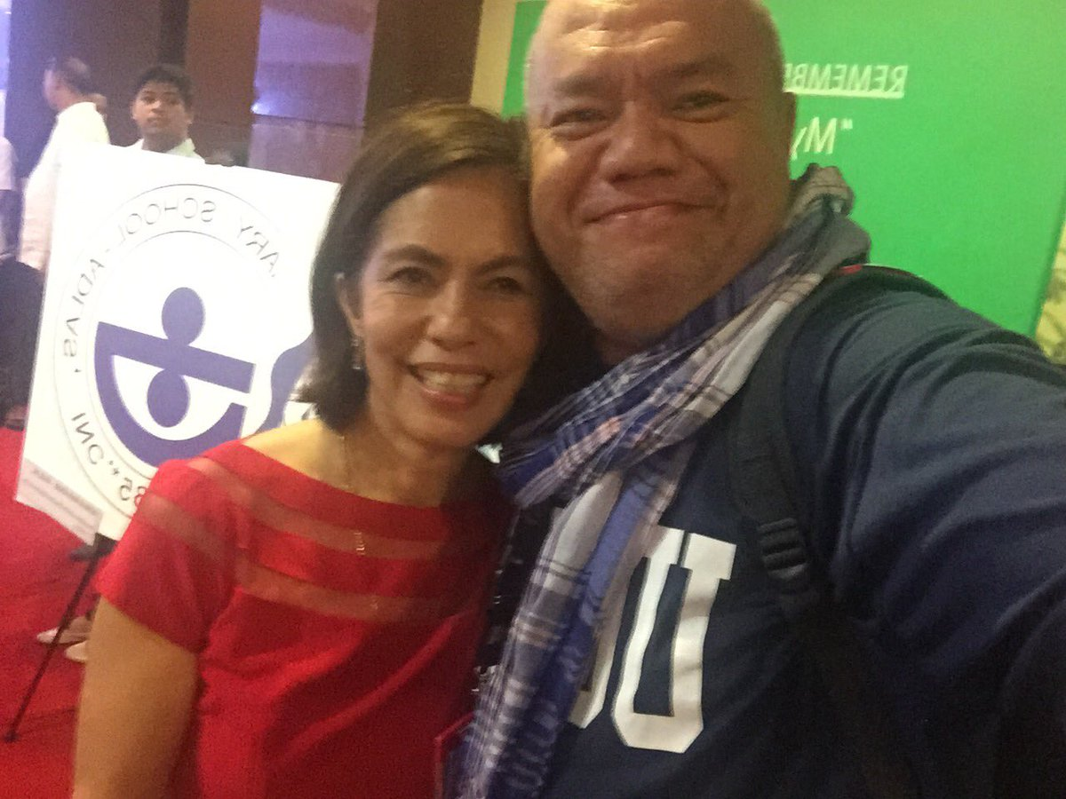 It's official Gina Lopez accepted the offer of President Elect Duterte to be the Secretary of DENR https://t.co/QVEDIdsgHU