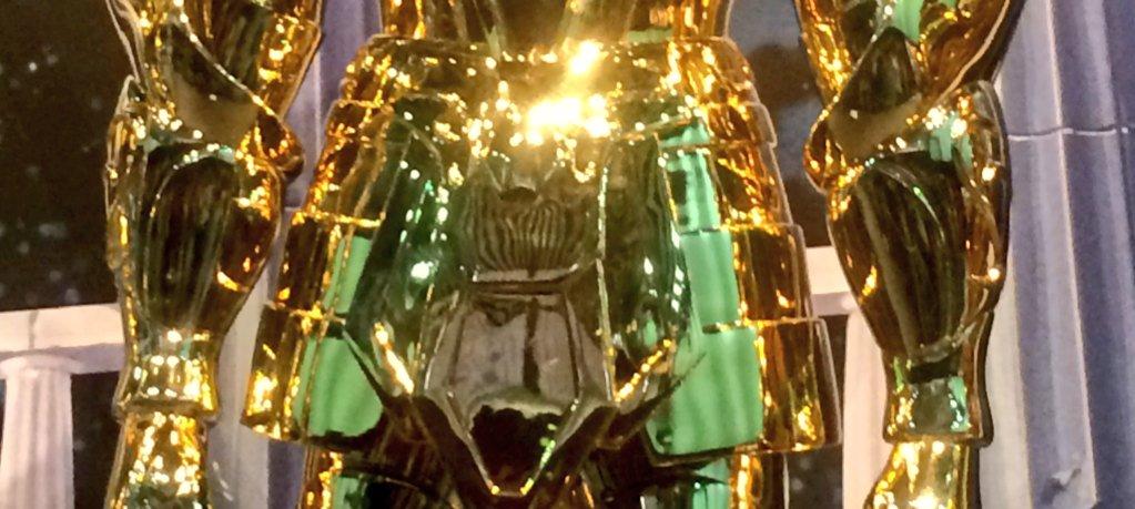 聖闘士星矢に詳しくない方からは信じられないかも知れませんが、聖闘士星矢にハマるといずれは股間だけで黄金聖闘士を判別出来る