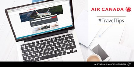 Save time, check-in online.  TravelTuesday Traveltips. More tips: