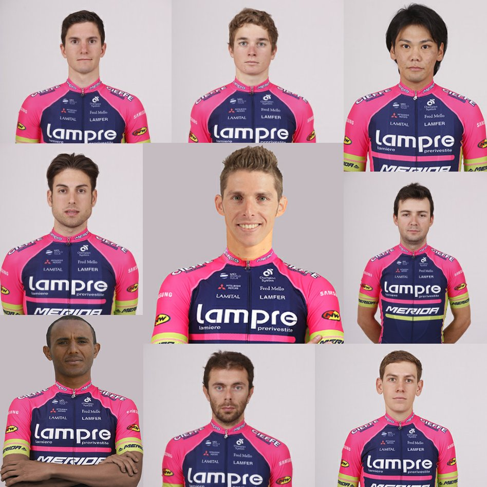 Tour de France2016 @lampre_merida   He was reinstated in the 5months from the femur fracture‼新城が6度目のツール出場決定‼やったぁ~(泣) https://t.co/cjAak2DEZ7