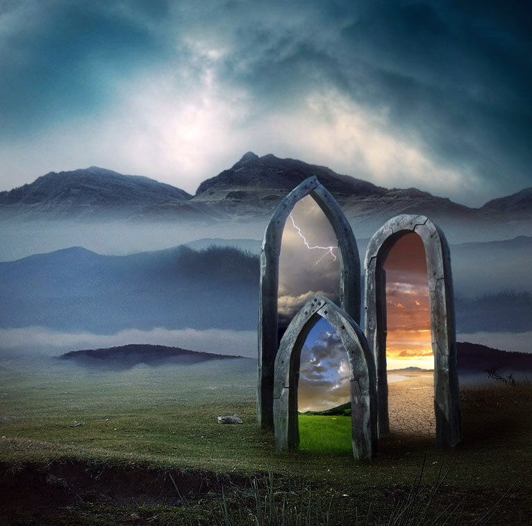 Deep inside your soul is a door that opens into a world of wonder. Open the door and let the magic in. https://t.co/AKW8OFCyCi