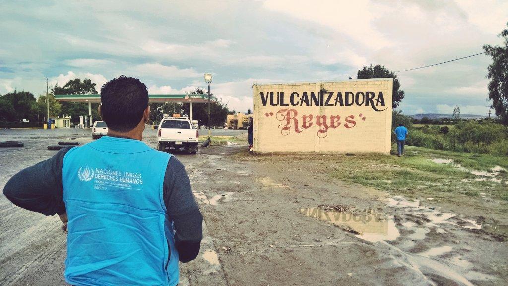 Estamos en #Oaxaca en misión de observación, documentando los hechos de la tarde y noche del domingo 19. https://t.co/Xy8wtTHIKf