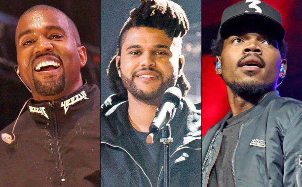 Kanye West, the Weeknd, Chance the Rapper to headline festival from GovBallNYC organizers: