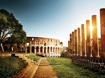 YVR has partnered w/ @TravelBestBets on deals to new destinations like Rome!