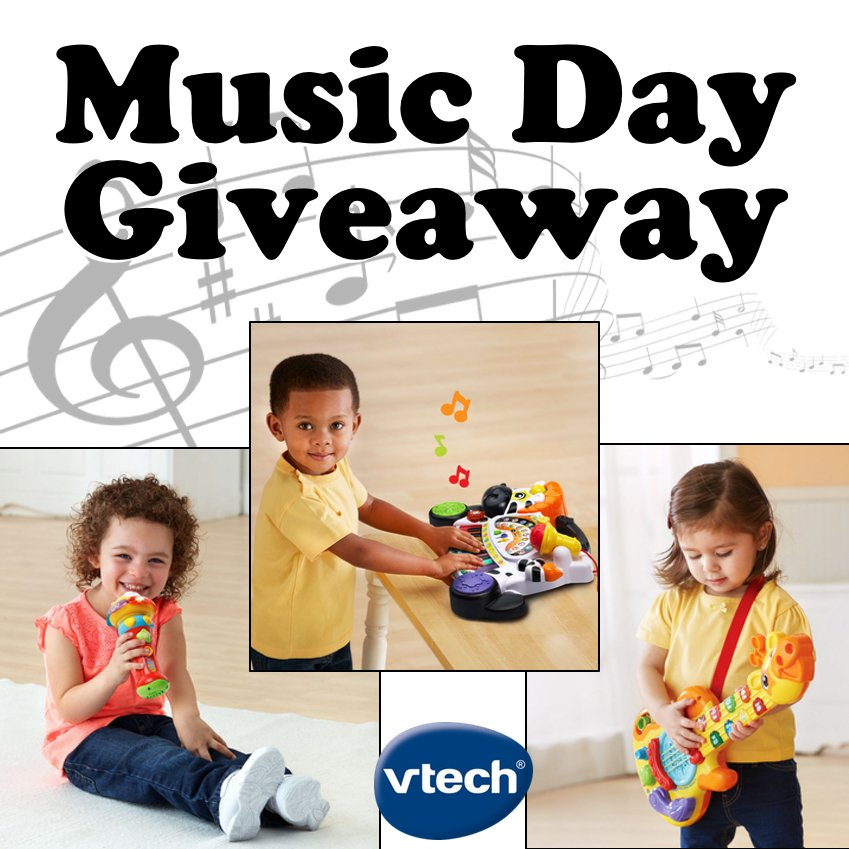 For a chance to win all 3, Retweet & tell us your child's fav instrument  (US res Only. Ends 11:59pm CST  6/21/16) https://t.co/6RNutdhAfN