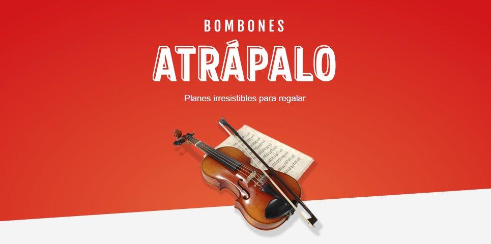 Por el #DíaDeLaMúsica regalamos Bombones Atrápalo. ¡Haz RT a este tweet para conseguirlos! https://t.co/icXpsaAAge https://t.co/P4Z88X6A0E