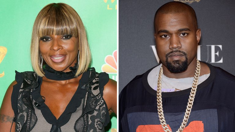Mary J. Blige dishes on her first-ever Kanye West collaboration: