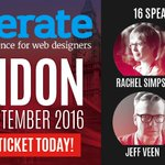 Only 3 months to go until our flagship event is back in London! #GenerateConf https://t.co/NFCZqX3l6P https://t.co/ZyoucRWiFX