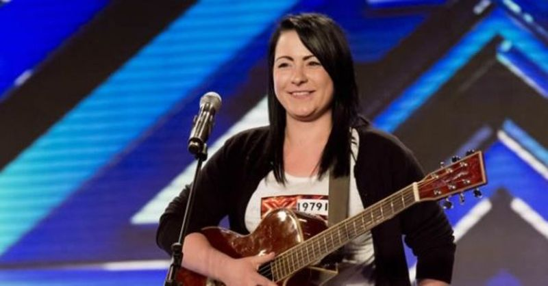 The X Factor's Lucy Spraggan got married (congrats @lspraggan) and her wedding looks WILD