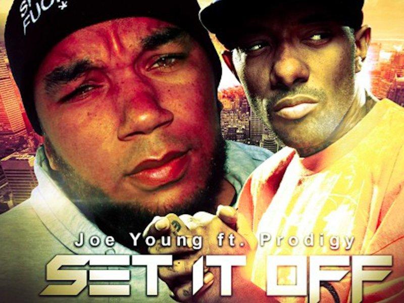 "Dame Grease, Prodigy & Joe Young's ""Set It Off""[Audio] https://t.co/JBa0QlAH0h https://t.co/L5QhAwK8Gq"