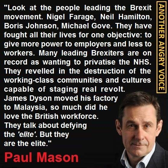 I think @paulmasonnews nails who will hold the power and take back control post #Brexit https://t.co/xCBBYzh6Ox