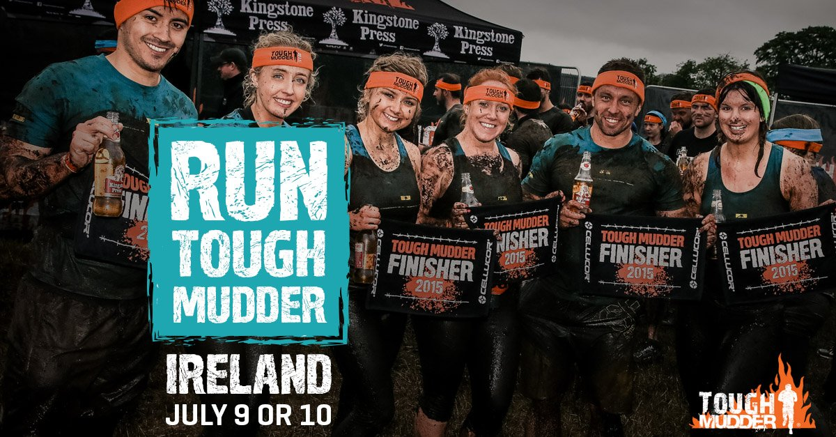 We have big discounts available for #ToughMudder. Register at https://t.co/luubWSpF2s & quote TMlifestyle #MyAwesome https://t.co/jUGNveVBvk