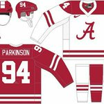 Stay tuned for an announcement regarding our new Nike concept jerseys! #RollTide #BuiltByBama #cawlidgehawkey https://t.co/cw9kmkFd1R