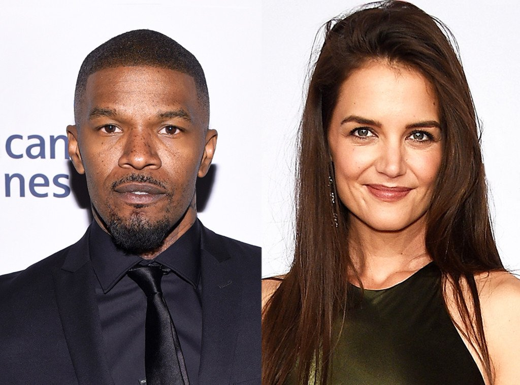 It's official: Jamie Foxx and Katie Holmes are a couple! Inside their romance: