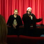 RT @ImJohnBruce: Just back from seeing @YogaHosers at @edfilmfest. So much fun. Great Q&A after with @ThatKevinSmith. https://t.co/IBn5QTfe…