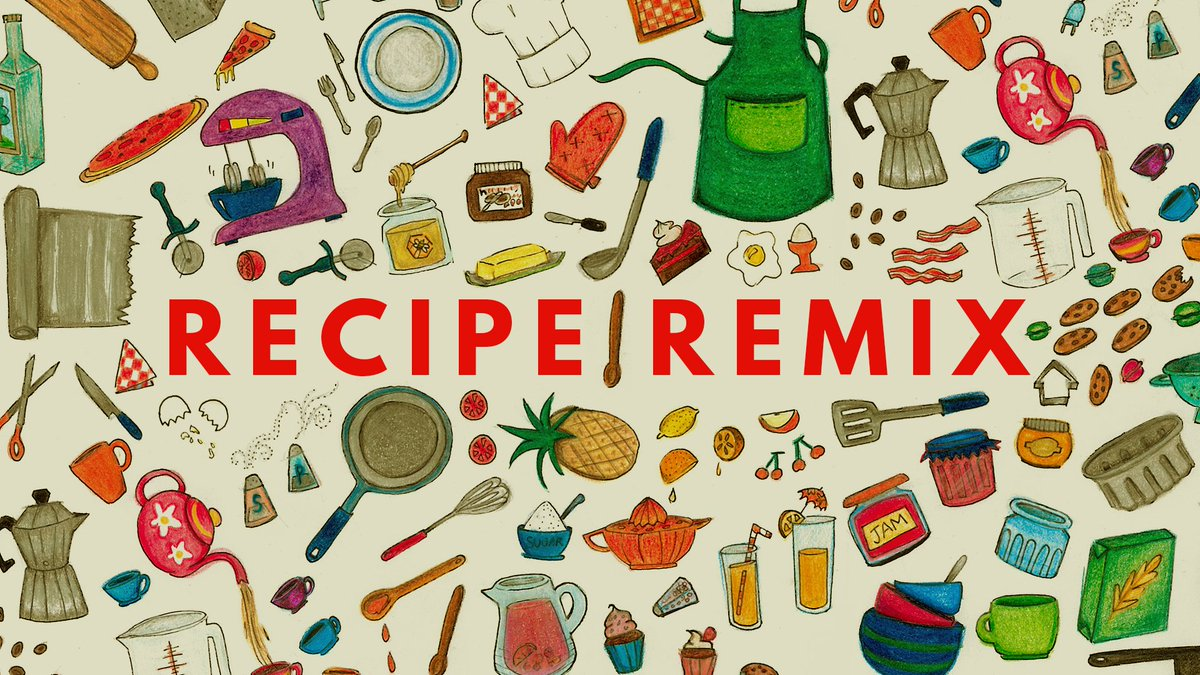 RT @hitRECord: Have a family recipe that's special to you? Let's hear about it! Post ur videos here — https://t.co/TuHyC5TFhQ https://t.co/…